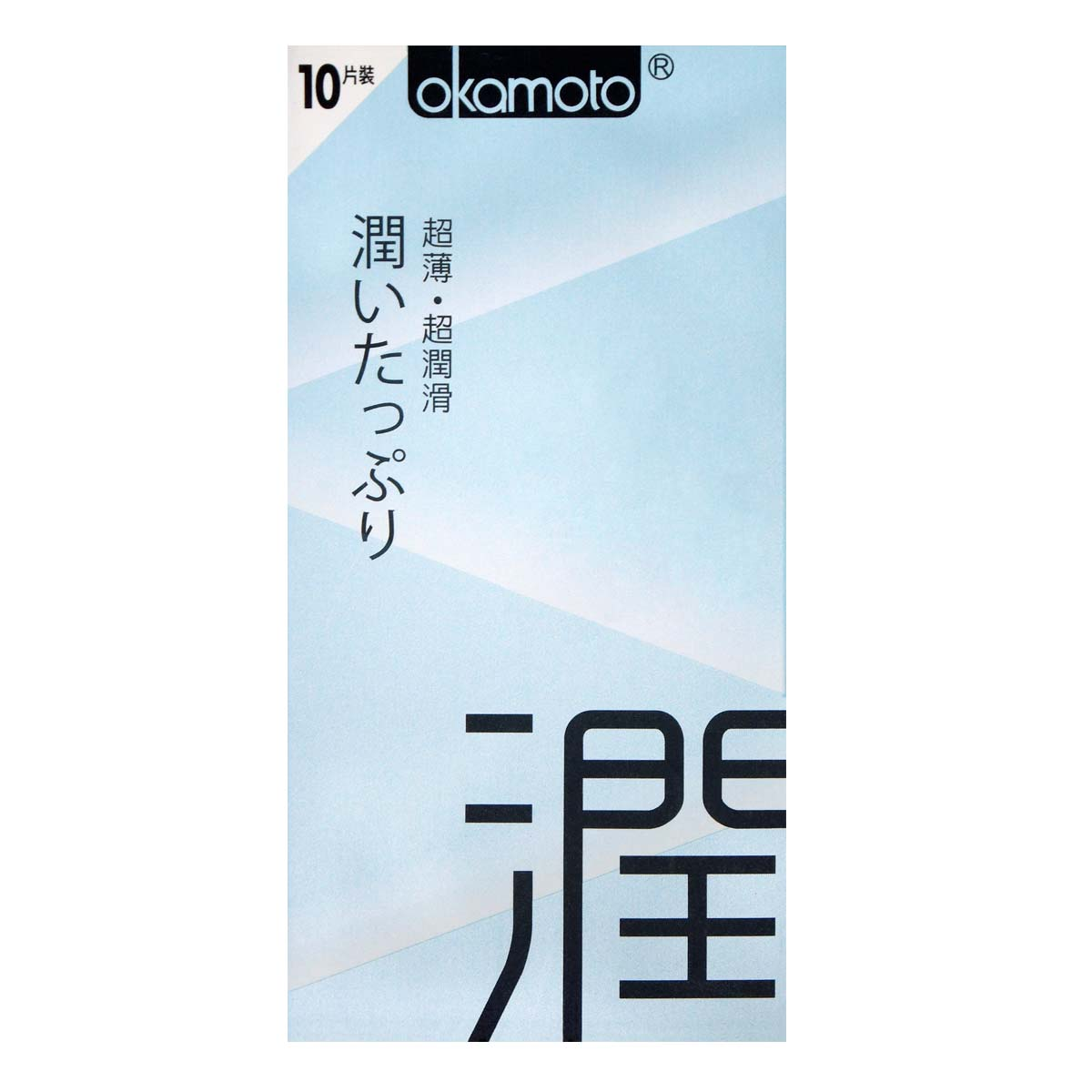 Okamoto Ultra Smooth 10's Pack Latex Condom