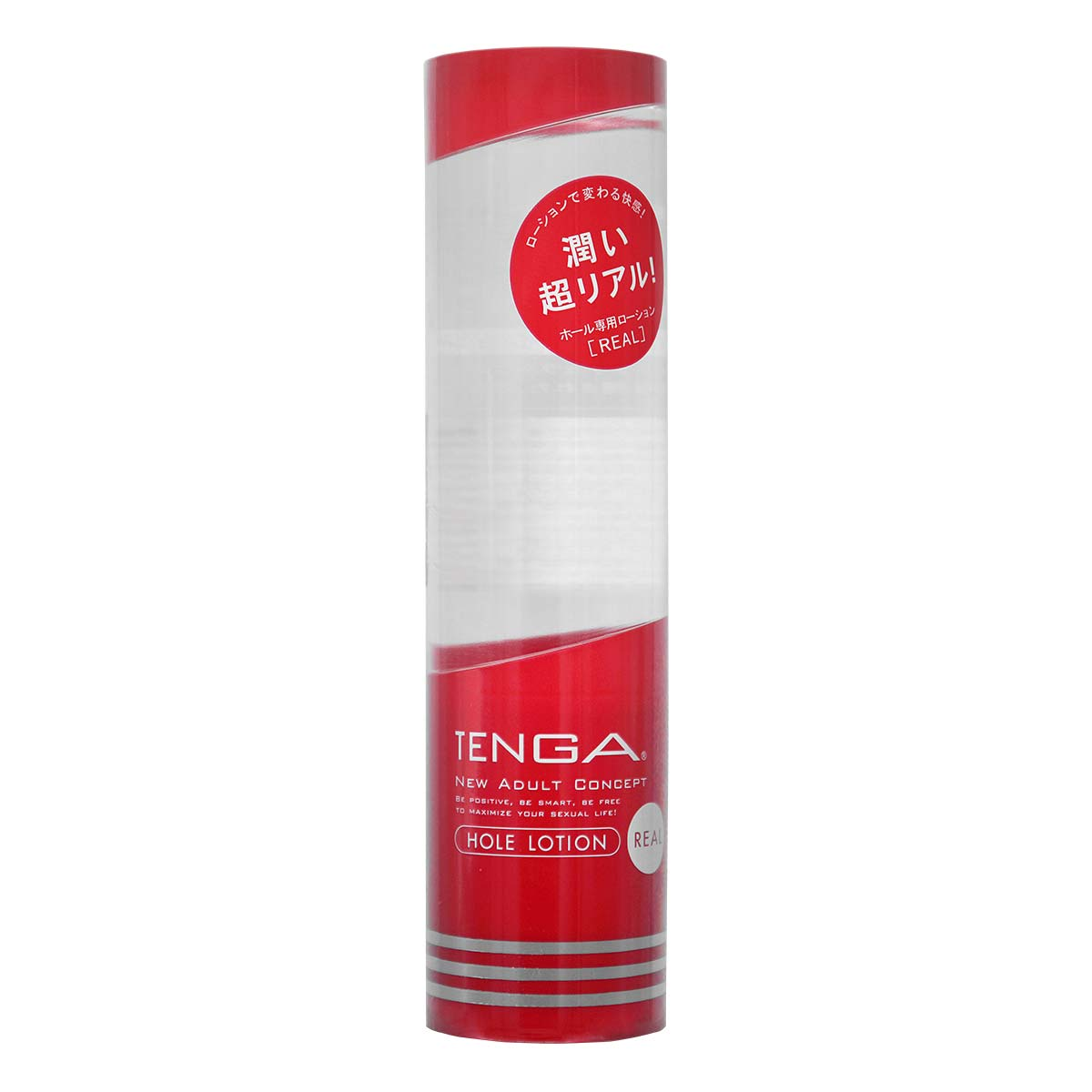 TENGA HOLE LOTION REAL 170ml 水性潤滑液