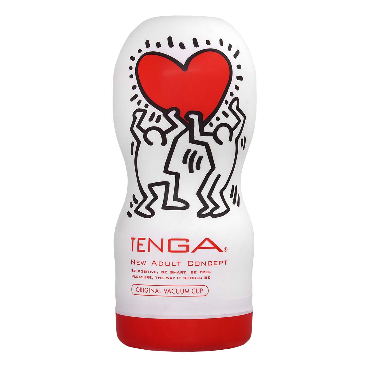 TENGA ✕ Keith Haring DEEP THROAT CUP