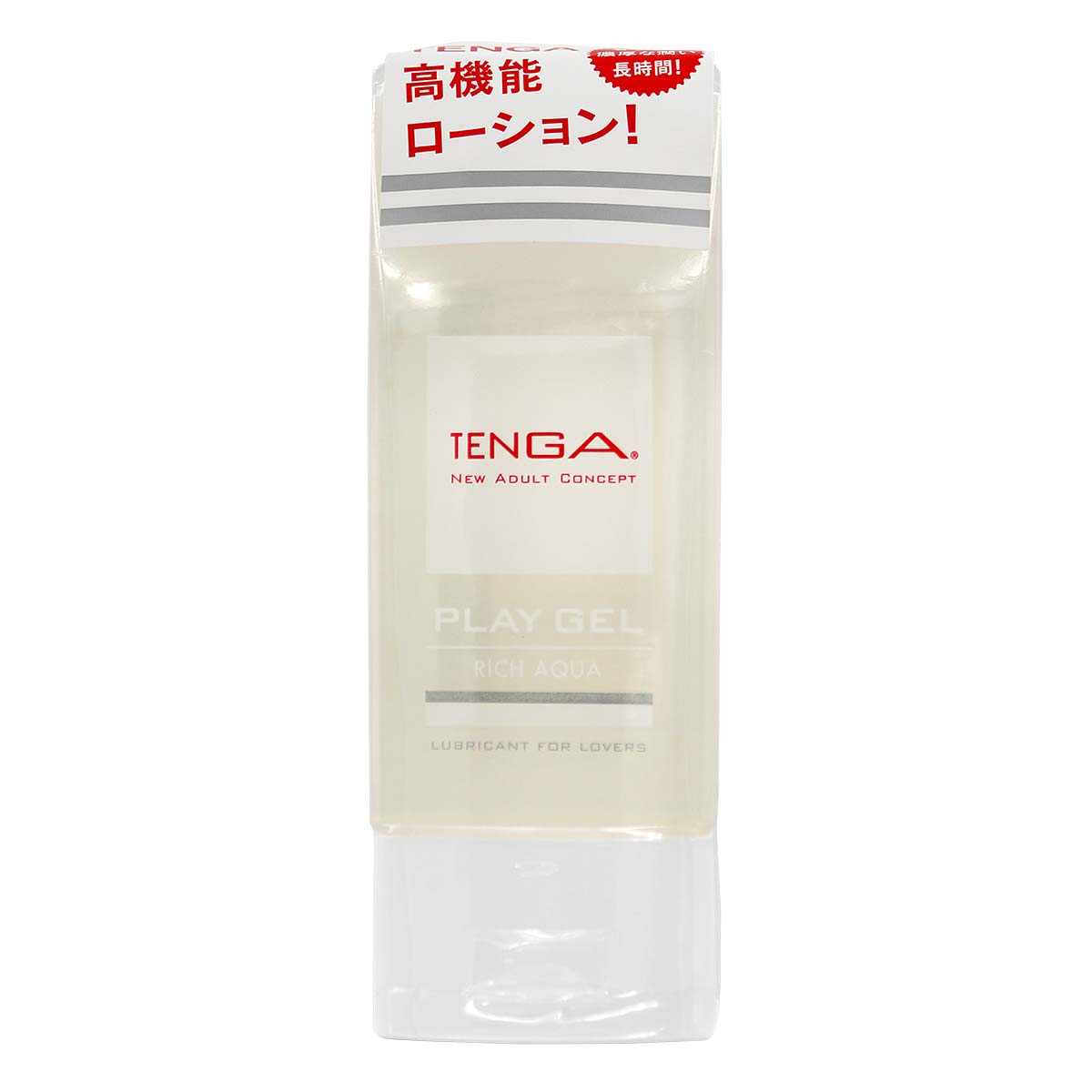 TENGA Play Gel Rich Aqua Water-based Lubricant