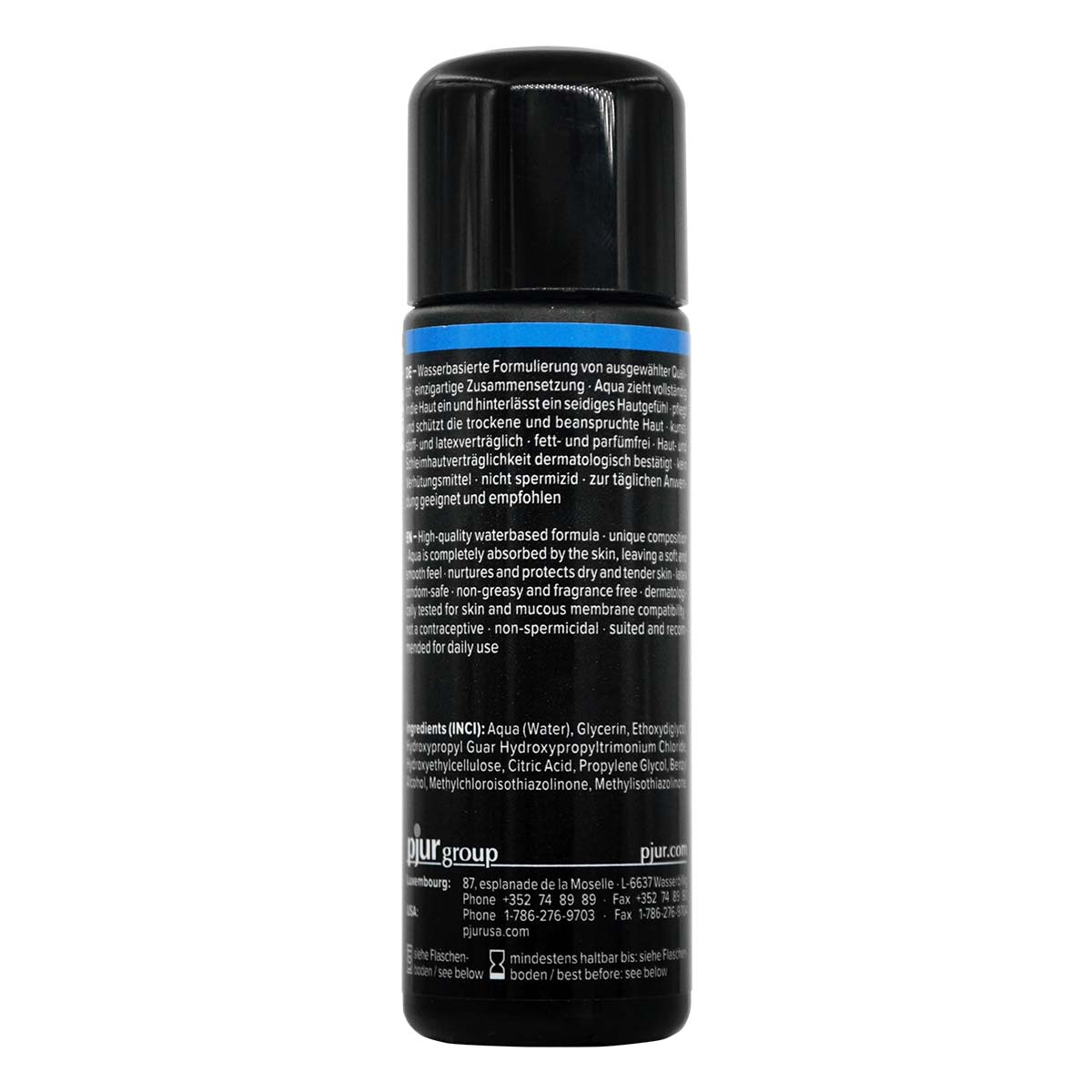pjur AQUA 30ml Water-based Lubricant