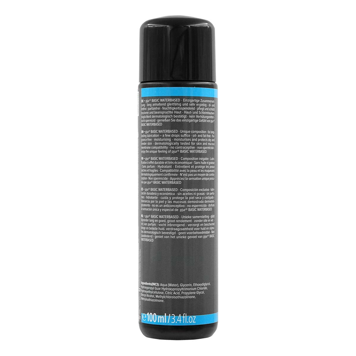 pjur BASIC WATERBASED 100ml Water-based Lubricant