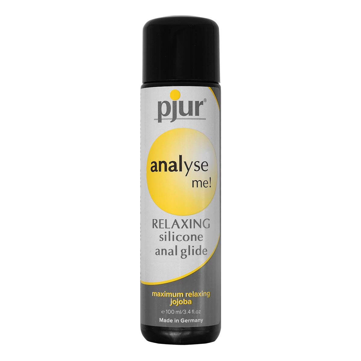 pjur analyse me! RELAXING Silicone Anal Glide 100ml Silicone-based Lubricant