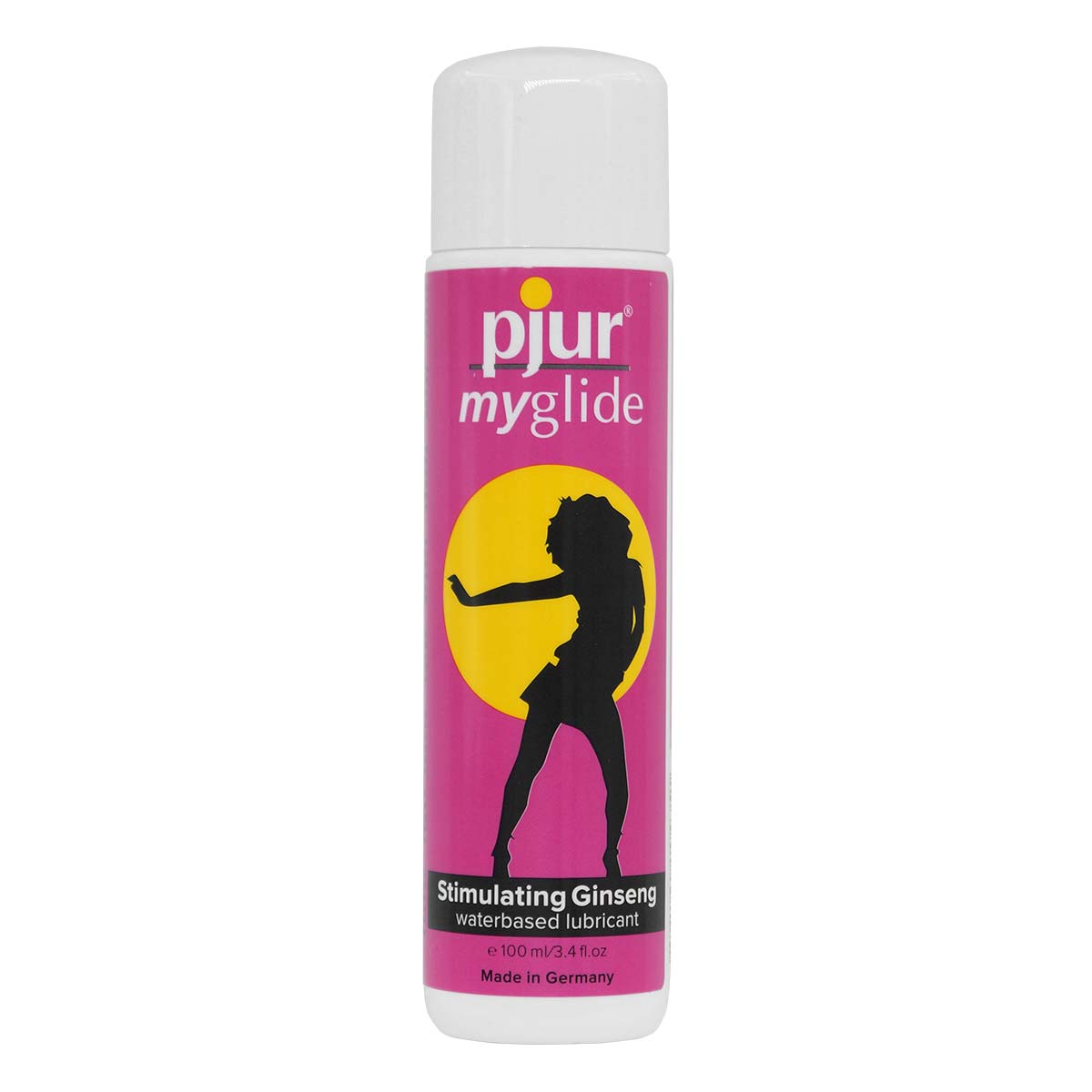 pjur myglide 100ml Water-based Lubricant (Defective Packaging)