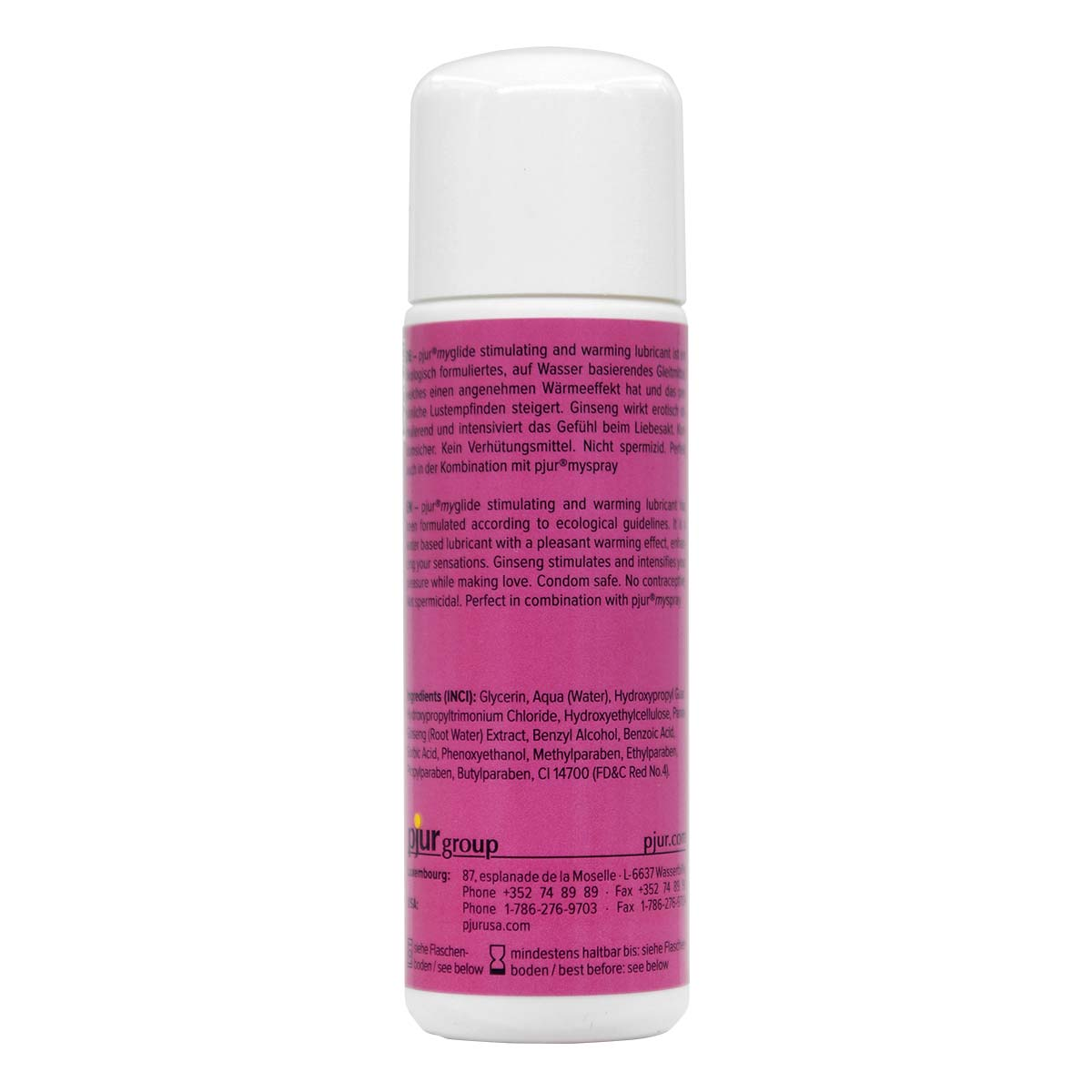 pjur myglide 30ml Water-based Lubricant