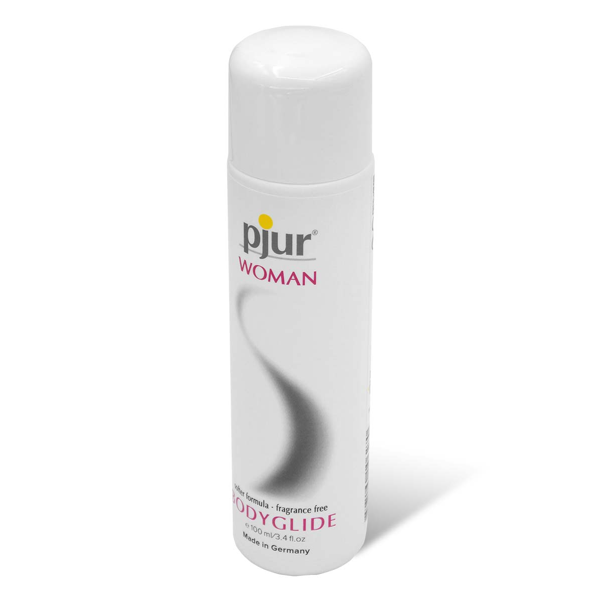 pjur WOMAN 100ml Silicone-based Lubricant