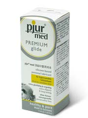 pjur med PREMIUM glide 30ml Silicone-based Lubricant