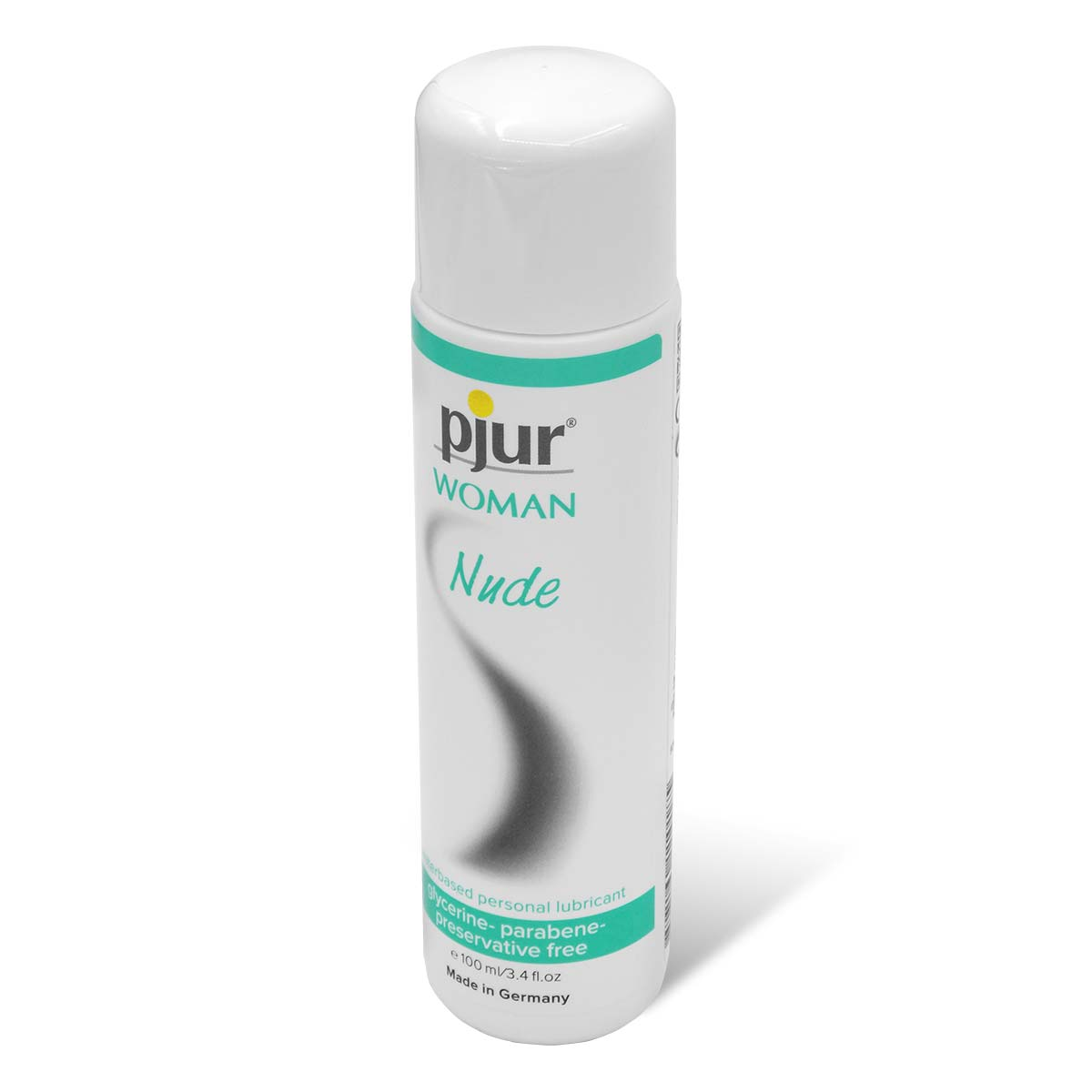 pjur WOMAN Nude 100ml Water-based Lubricant